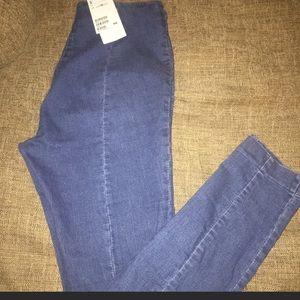 H&M High waist  skinny Jeans